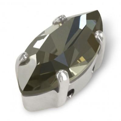 NAVETTE MM15x7 BLACK DIAMOND-ARGENTO-3PZ Meilleur Prix
