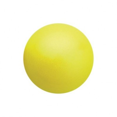 PERLA TONDA MM6 CRYSTAL NEON LEMON-40PZ