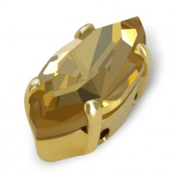 SHUTTLE MM15x7 LIGHT COL. TOPAZ gold-3pcs