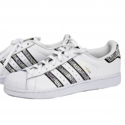 ADIDAS SUPER STAR RHINESTONES TOTAL LOOK