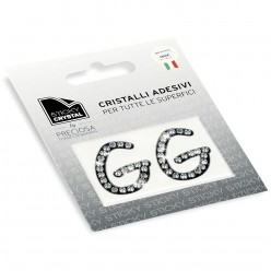 STICKY CRYSTAL COLLECTION LETTERA G miglior prezzo