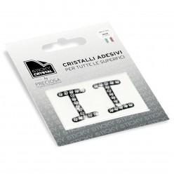 STICKY CRYSTAL COLLECTION LETTERA I miglior prezzo