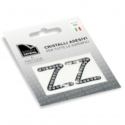 STICKY CRYSTAL COLLECTION LETTERA Z miglior prezzo