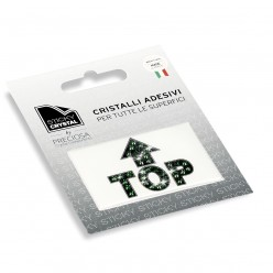 STICKY CRYSTAL COLLECTION ARTDESIGN FRECCIA E TOP miglior prezzo