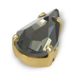 GOCCIA MM13x8 BLACK DIAMOND-ORO-5PZ miglior prezzo