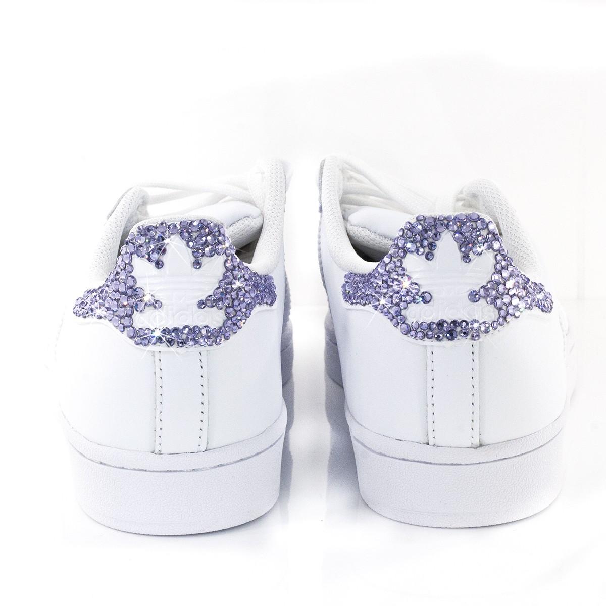 adidas scarpe brillantini