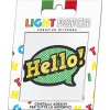 Light Patch Hello Sticker Cristalli Citrine
