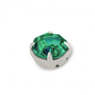 RHINESTONE MAXIMA SS20 EMERALD-silver-40PZ sale online, best