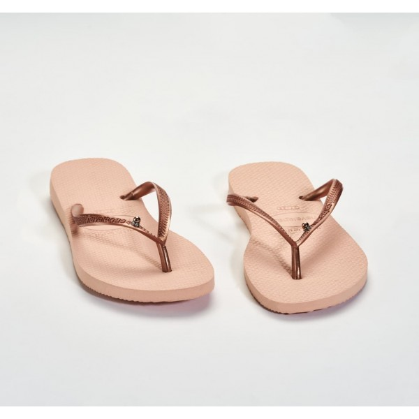Havaianas Thongs Slim Pink Gold sale online