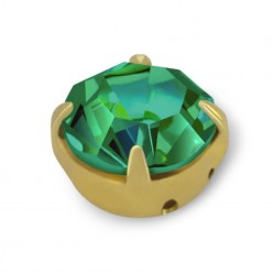 RHINESTONE MAXIMA SS30 EMERALD gold-20pcs sale online, best