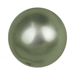 PERLA TONDA MM8 DARK GREEN-40PZ miglior prezzo