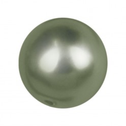 ROUND BEADS MM6 DARK GREEN-40PZ sale online, best price
