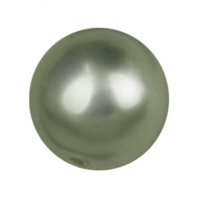 ROUND BEADS MM6 DARK GREEN-40PZ sale online, best price