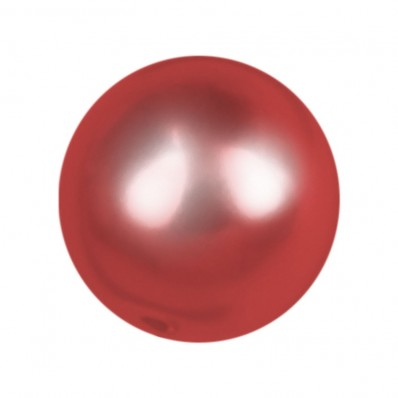 ROUND BEADS MM6 RED-40PZ sale online, best price