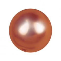 ROUND BEADS MM6 DARK COPPER-40PZ sale online, best price