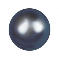 PERLA TONDA MM6 DARK BLUE-40PZ miglior prezzo