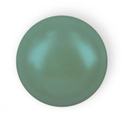 MEZZA PERLA TONDA MM6 GREEN HOT FIX-144PZ miglior prezzo