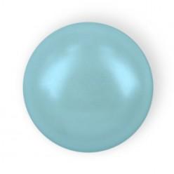 MEZZA PERLA TONDA MM6 LIGHT BLUE HOT FIX-144PZ miglior prezzo