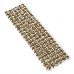 CHAIN RHINESTONE NETWORK ALIVE 12 SS20 (5 mm) LIGHT COL.