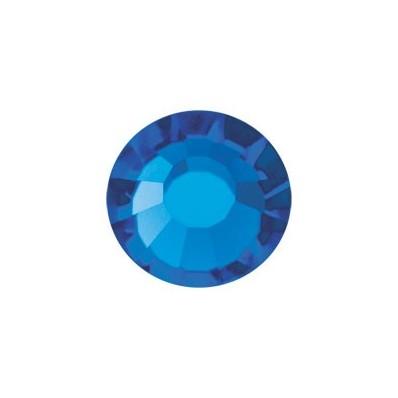 STRASS PRECIOSA TERMOADESIVO SS20(5MM) CAPRI BLUE-144PZ