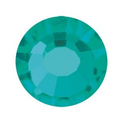 PRECIOSA THERMOADHESIVE SS20 (5 mm) BLUE ZIRCON-Pack of 144