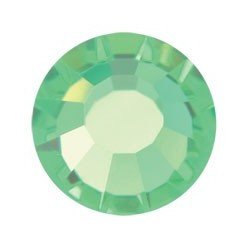 PRECIOSA THERMOADHESIVE SS20 (5 mm) PERIDOT-Pack of 144