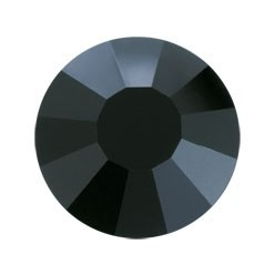 STRASS PRECIOSA THERMO-ADHÉSIFS JET-144PZ SS30 (6.5MM) Meilleur