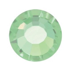 PRECIOSA THERMOADHESIVE SS30 (6, 5 mm) CHRYSOLITE-Pack of 144