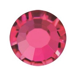 PRECIOSA THERMOADHESIVE SS30 (6, 5 mm) RUBY-Pack of 144