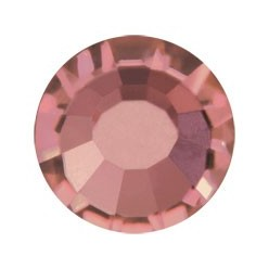 STRASS PRECIOSA TERMOADESIVO SS30(6,5MM) LIGHT BURGUNDY-144PZ