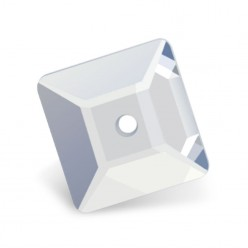 QUADRATO MM10X10 CRYSTAL-10PZ