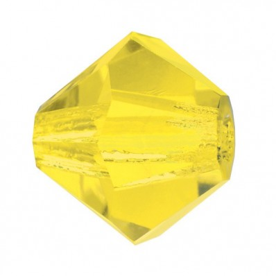 PRECIOSA BICONES MM5 CITRINE-Pack of 144 sale online, best price