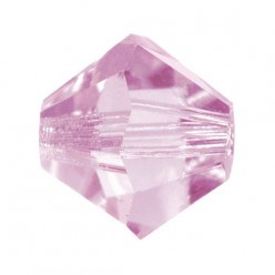 PRECIOSA BICONES MM5 LIGHT AMETHYST-Pack of 144 sale online