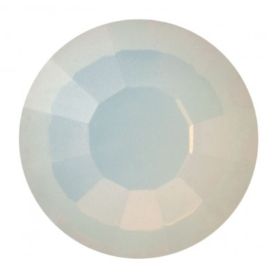 PRECIOSA THERMOADHESIVE SS16 (4 mm) WHITE OPAL AB-Pack of 144