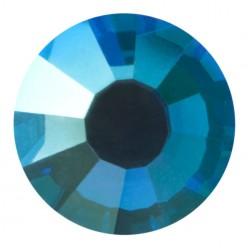 STRASS PRECIOSA TERMOADESIVO SS16(4MM) CAPRI BLUE AB-144PZ