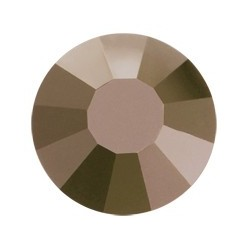 PRECIOSA THERMOADHESIVE SS10 (3 mm) BROWN FLARE-288PZ