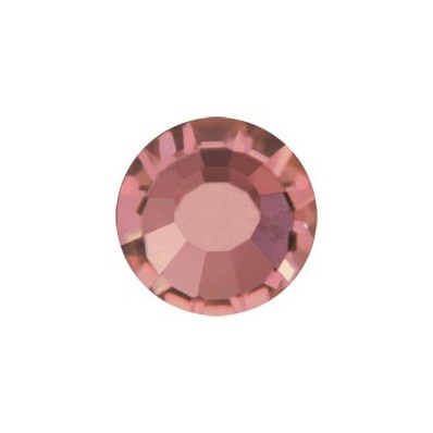 STRASS PRECIOSA TERMOADESIVO SS16(4MM) LIGHT BURGUNDY-144PZ