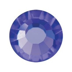 PRECIOSA THERMOADHESIVE SS16 (4 mm) DEEP TANZANITE-Pack of 144